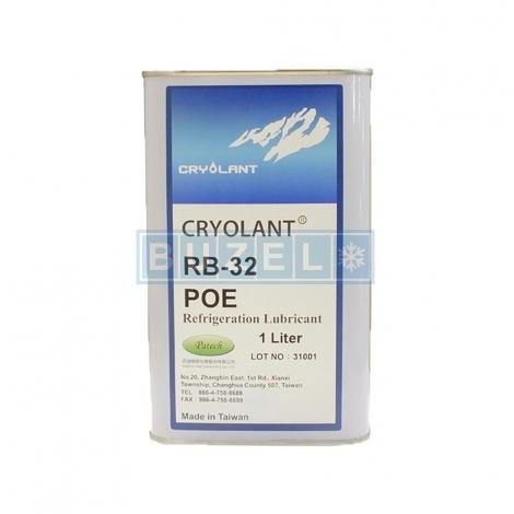 RB 32 - 4 Litre Cryolant Poe Yağ