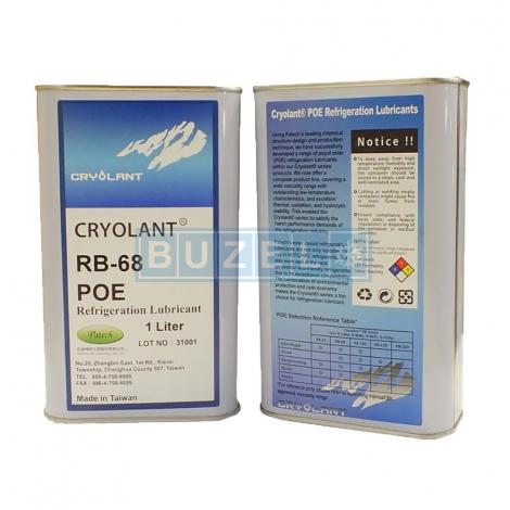 RB 68 - 1 Litre Cryolant Poe Yağ