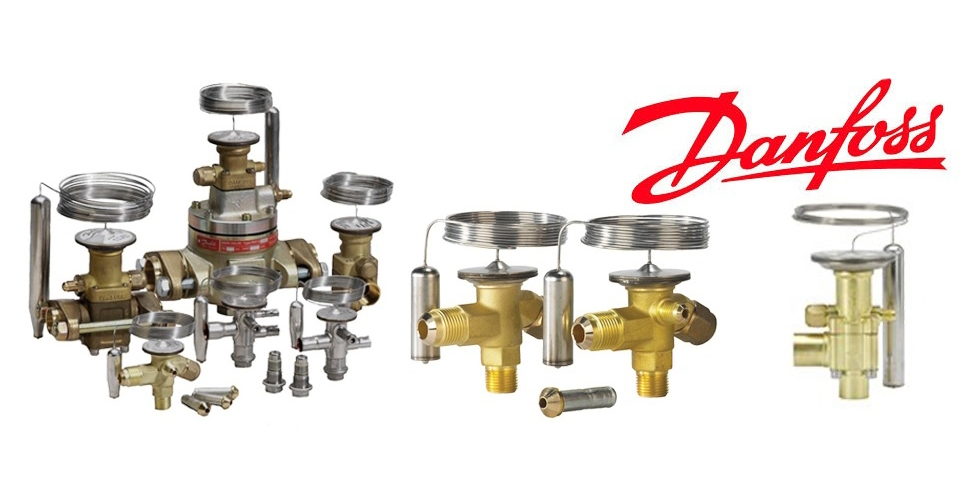Danfoss Expansion Valfler